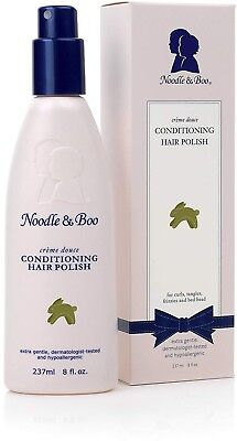 Noodle and Boo Conditioning Hair Polish, 8 Ounce Bottle