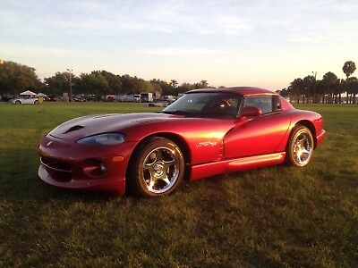 1998 Dodge Viper RT-10 1998 Dodge Viper RT/10 convertible SHOW sports car 1 OF A KIND