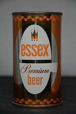 Essex Premium Beer flat-top can, Essex Brewery, Chicago, IL