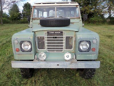 1975 Land Rover Other  Land Rover series 3 88