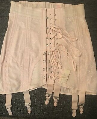 Vintage Old Corset Sears, Roebuck And Co Size 30