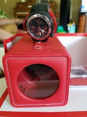 Swiss Legend Automatic Watch Winder W Ac Adapter Three Winders For