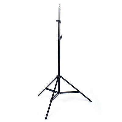Professional Studio Adjustable Soft Box Flash Continuous Light Stand Tripod A2D8