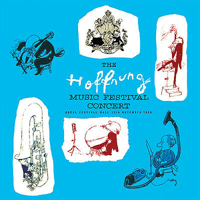 Gerard Hoffnung – The Hoffnung Music Festival Concert CD