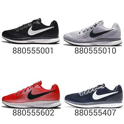 separation shoes 8d4f9 145a3 Nike Air Zoom Pegasus 34 Mens Cushion Running Shoes Runner Sneakers Pick 1