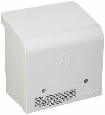Reliance Controls Corporation PBN30 30-Amp NEMA 3R Power Inlet Box for Up to