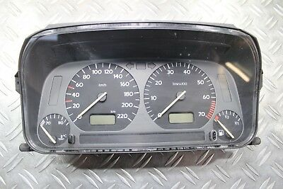Original VW Golf 3 Golf III Tacho Kombiinstrument 354001002 1H0919860A