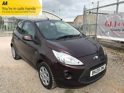 2009 Ford Ka 1.2 Style **£30 ROAD TAX A YEAR**