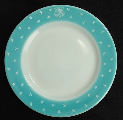 #1 Vtg Corning Pyrex Strategic Air Command USAF Air Force Mess Hall Plate 9 1/4
