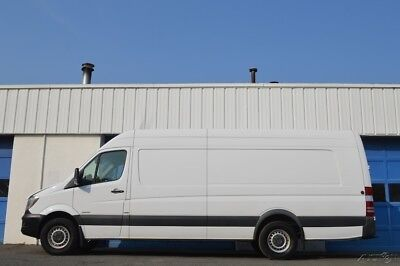 Mercedes-Benz Sprinter Sprinter 2500 Extended Cargo Van 170 in. WB High R Repairable Rebuildable Salvage Lot Drives Great Project Builder Fixer Easy Fix