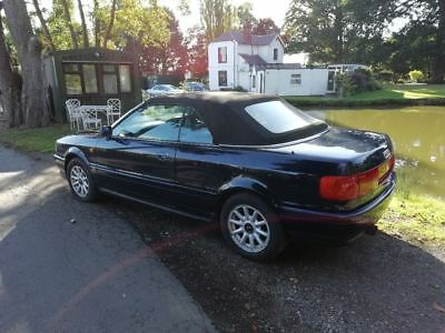 1995 Audi Cabriolet 2.6 V6 Manual spares or repair not S4 a4