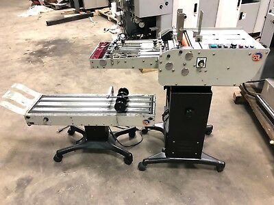 Printing press  Astro 2000 A B Dick 1200 Envelope Feeder