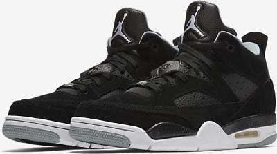 pretty nice b10cd 10f20 Air Jordan Son Of Mars Low 580603 001 Black white particle Grey Speckle -