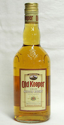 Old Keeper Finest Scotch Whisky - 0,7 L - 40%