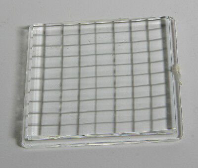 Multi-Lens Array - Glass - 58 mm x 69 mm x 7 mm thick