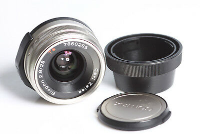 Carl Zeiss  Biogon     2.8 / 28 mm  T*  for Contax G1-2