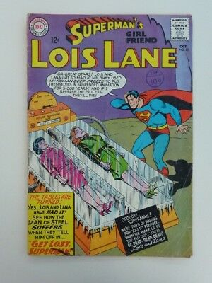 Superman's Girl Friend Lois Lane. 1965 #60. FN -VFN