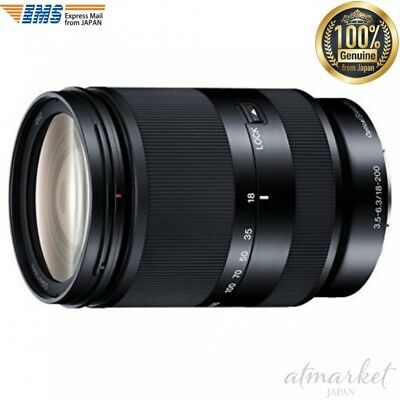 SONY SEL18200LE zoom lens E 18-200mm F3.5-6.3 OSS LE E mount APS-C from JAPAN