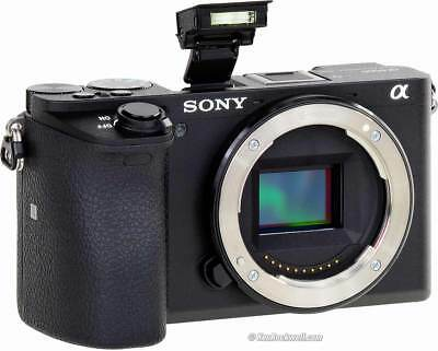 Sony Alpha A6500 Mirrorless Digital Camera Body Only STOCK IN UK