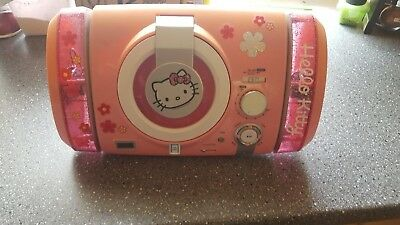 Hello kitty stereoanlage