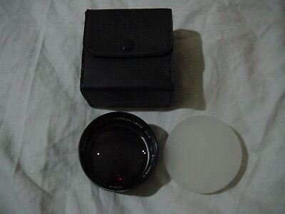 Sony VCL-1558A  X1.5 Tele Conversion Lens
