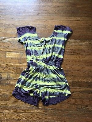 Truluv Girls Romper, 8, Good Condition
