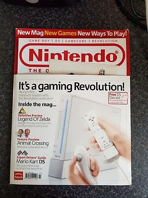 Official Nintendo Magazine Issue 1