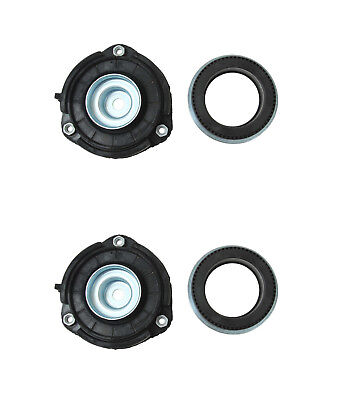 Uro Left+Right Front Strut Shock Mounts w// Bearings Set Kit for Volvo 2 Series