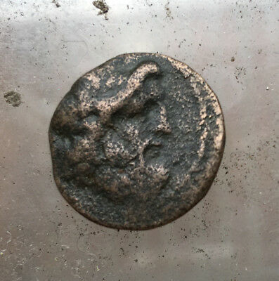unknown ancient Greek coin (BC)