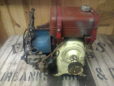 Kinner Busy Bee Model AB-3 Stationary Gas Engine Gladden Products Glendale CA.