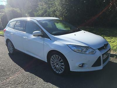 Ford Focus 1.6TDCi ( 115ps ) 2012.25MY Titanium X