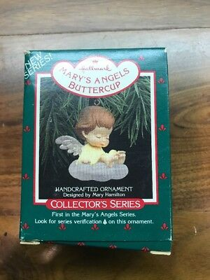 Hallmark 1988 Mary's Angels First In Series Buttercup