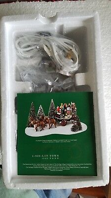Dept 56 North Pole Series, Post Office