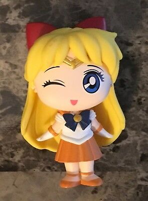 "Funko Mystery Minis Sailor Moon Series 1 ""sailor Venus"" Vinyl Figure 1/6"