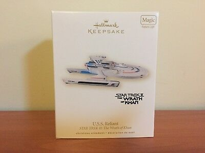 2008 Hallmark Star Trek Ornament USS Reliant