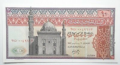 Egypt - 10 Pounds - 1969/78 - Unc