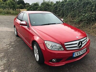 Mercedes C200 Kompressor Sport Saloon 1.8 - Low Mileage