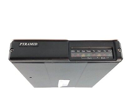 Pyramid SVR-200V VHF 150-174 MHz Vehicle Repeater No Cable Or Cords