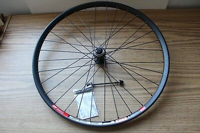 650b DT Swiss 533d pin-joined 28 hole Presta-drilled black