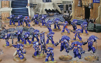 Alle Primaris Space Marines aus Dark Imperium Box |+ Mini Codex | Warhammer 40k