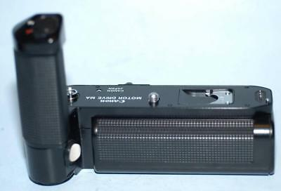Canon MA Motor Drive w AA Battery Pack for A1 AE1 Program - Nice Ex++!