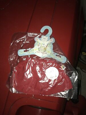 73458447c419 Build A Bear Teddy Noah's Ark Red Shorts Clothes Outfit Boy Girl Pants  Crafts 🐻