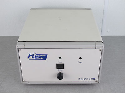Microlase Optical Systems Dpme-1000