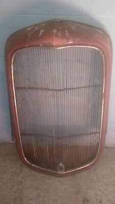 Original 1932 Ford Radiator Grille Shell