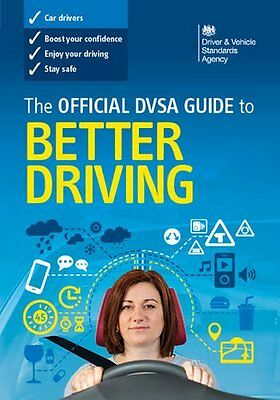 The Official DVSA Guide to Better Driving New Paperback Book Driver and Vehicle