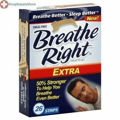 Breathe Right Nasal Strips Extra, 26ct