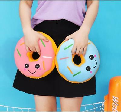 Huge Donut Squishy Jumbo 25*25*10CM Soft Slow Rising With Giant Toy