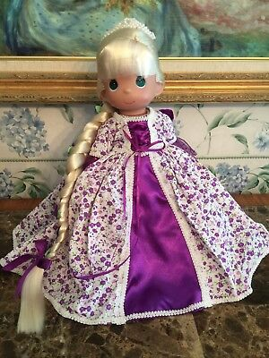 """Signed Precious Moments """"Mother's Day Exclusive Doll"""" Linda Rick The Doll Maker"""