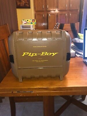 pip boy fall out 4 edition No Game.