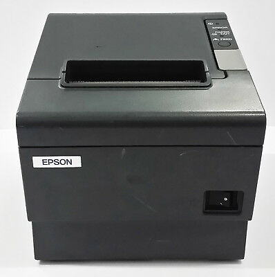 Small Broken Base Epson TM-T88IV M129H Thermal POS Receipt USB Printer BR005